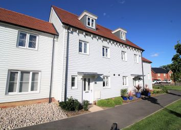 Thumbnail 4 bed town house for sale in Jubilee Drive, Polegate