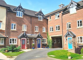 Thumbnail 3 bed town house to rent in Deane Court, Stapeley, Nantwich