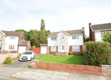 Thumbnail 4 bed detached house to rent in Lomond Crescent, Cyncoed, Cardiff