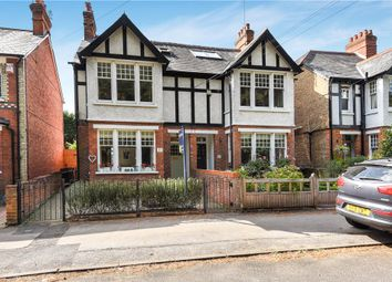 Thumbnail 4 bed semi-detached house for sale in Kings Road, Ascot, Berkshire