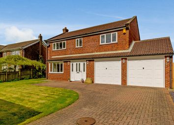 Thumbnail 4 bed detached house for sale in Hornby, Northallerton, North Yorkshire