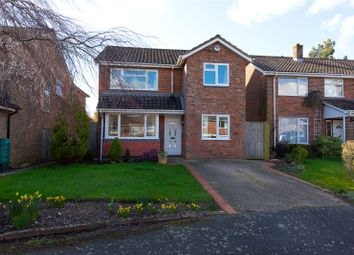 Thumbnail 3 bed detached house for sale in Cedar Drive, Kingsclere, Newbury, Hampshire