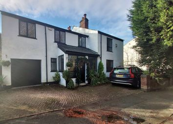 Thumbnail 4 bed detached house for sale in Barton Road, Worsley