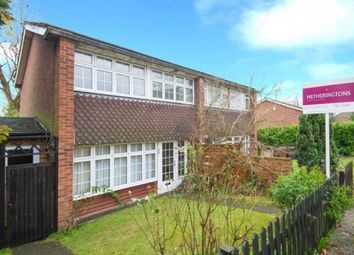 Thumbnail 3 bedroom semi-detached house for sale in Plough Hill, Cuffley, Potters Bar, Hertfordshire