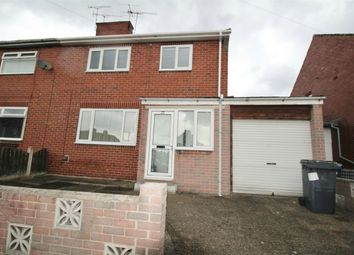 Thumbnail 3 bed semi-detached house for sale in Berrydale, Worsbrough, Barnsley, South Yorkshire