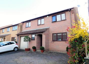 Thumbnail 5 bedroom detached house for sale in Preston Close, Upton, Poole