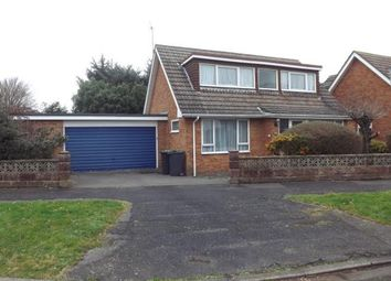 Thumbnail 3 bed detached house for sale in Lulworth Close, Hayling Island