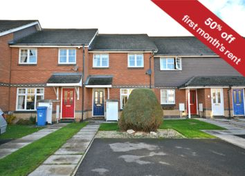Thumbnail 3 bed terraced house to rent in Roby Drive, Bracknell