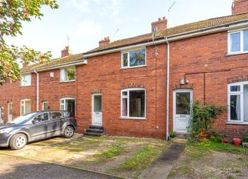 Thumbnail 2 bedroom terraced house for sale in Hospital Fields, York, North Yorkshire