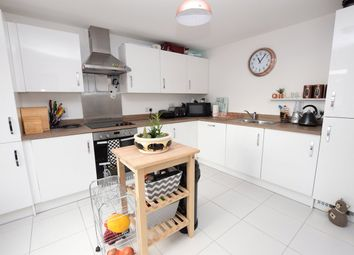 Thumbnail 4 bedroom semi-detached house for sale in Shareford Way, Cranbrook, Exeter