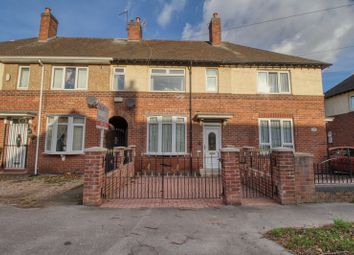 Thumbnail 2 bed terraced house for sale in Woolley Wood Road, Sheffield