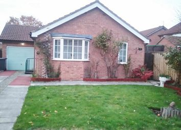 Thumbnail 2 bed detached bungalow for sale in Pheasant Drive, York