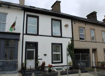 Thumbnail 5 bed terraced house for sale in Snowdon St, Porthmadog