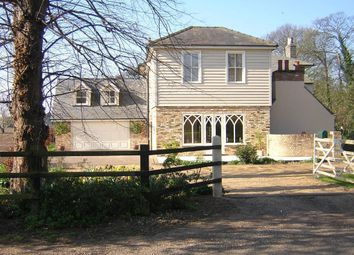 Thumbnail 4 bed farmhouse to rent in Church Lane, Newton, Wisbech