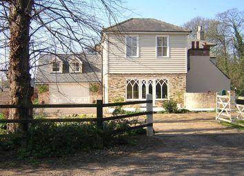 Thumbnail 4 bed farmhouse to rent in Church Lane, Newton, Wisbech