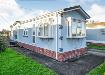 Thumbnail 2 bed mobile/park home for sale in Halewood Caravan Park, Lower Road, Halewood, Liverpool