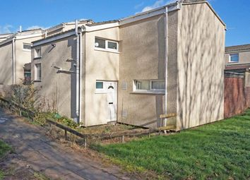 Thumbnail 3 bedroom end terrace house for sale in Brynfedw, Llanedeyrn