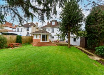 Withdean Crescent, Brighton BN1. 5 bed detached house for sale