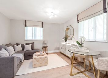Thumbnail 2 bed flat for sale in Chertsey Street, Guildford