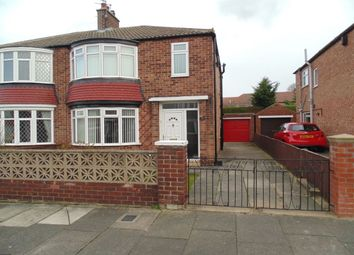 Thumbnail 3 bed semi-detached house to rent in Kinloch Road, Normanby, Middlesbrough