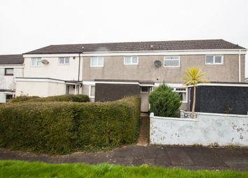 Thumbnail 3 bed terraced house for sale in Chagford Walk, Plymouth