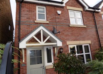 Thumbnail 3 bed semi-detached house for sale in Main Street, Horsley Woodhouse, Ilkeston, Derbyshire
