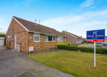 Thumbnail 2 bed bungalow to rent in Carrfield, York