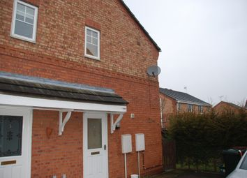 Thumbnail 1 bed semi-detached house to rent in Mole End, Pickering