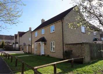 Thumbnail 4 bed detached house for sale in Tench Road, Calne