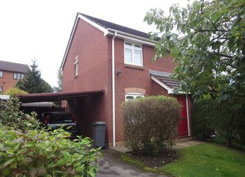 Thumbnail 2 bed semi-detached house for sale in Berryfield Grove, Longton, Stoke-On-Trent