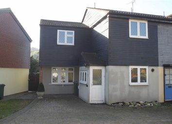 Thumbnail 2 bed end terrace house for sale in Mapleton Road, London