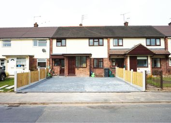 Thumbnail 3 bed town house for sale in Wye Road Clayton, Newcastle