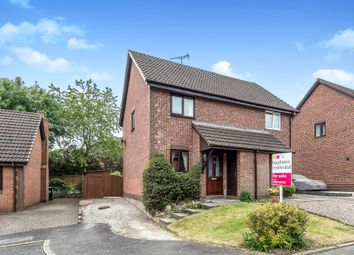 Thumbnail 2 bed semi-detached house for sale in Waterpark Road, Doveridge, Ashbourne