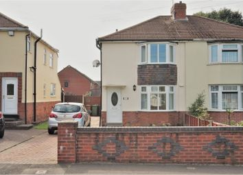 Thumbnail 3 bed semi-detached house for sale in Floyds Lane, Rushall, Walsall