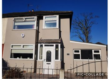 Thumbnail 3 bed semi-detached house for sale in Mossgate Grove, Liverpool