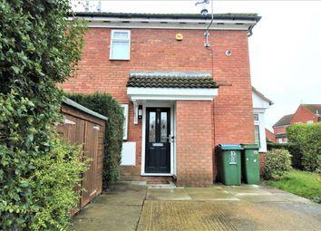 Thumbnail 1 bed semi-detached house to rent in Webster Road, Aylesbury