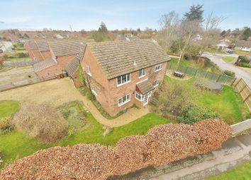 Thumbnail 4 bedroom detached house for sale in Westfield, Harwell, Didcot