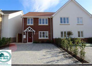 Thumbnail 3 bed semi-detached house for sale in The Bull Mews, Everlsey, Essex