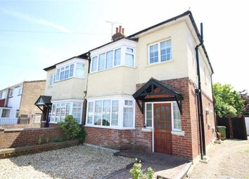 Thumbnail 3 bed semi-detached house for sale in Old Farm Way, Farlington, Portsmouth