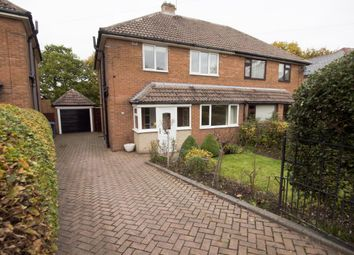 Thumbnail 3 bed semi-detached house to rent in Quarry Road, Totley, Sheffield