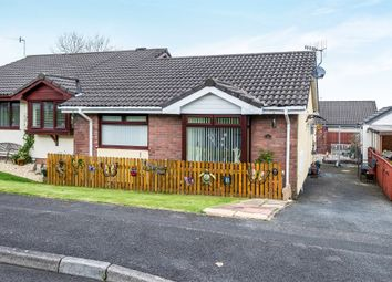 Thumbnail 2 bed semi-detached bungalow for sale in Lon Brynawel, Llansamlet, Swansea