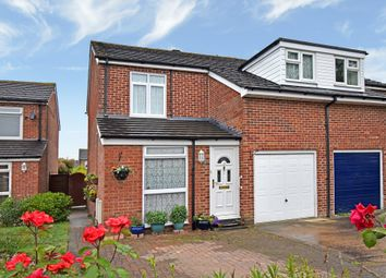 Thumbnail 3 bedroom semi-detached house for sale in Ilkley Way, Thatcham