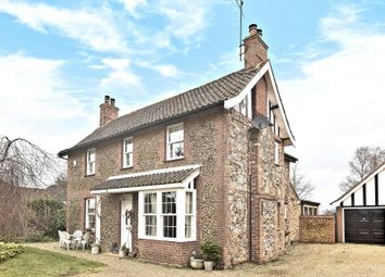 Thumbnail 3 bed cottage for sale in Vong Lane, Pott Row, King's Lynn