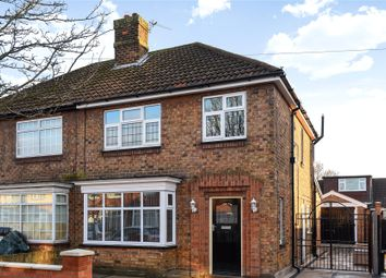 Thumbnail 3 bed semi-detached house for sale in Warwick Avenue, Grimsby