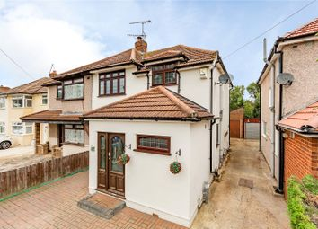 Lancaster Drive, Hornchurch RM12. 3 bed semi-detached house