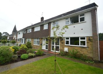 Thumbnail 4 bed end terrace house to rent in Burwood Road, Hersham, Walton-On-Thames, Surrey