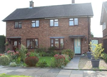 2 bed semi-detached house for sale in Stapleton Crescent, South Hornchurch, Essex RM13