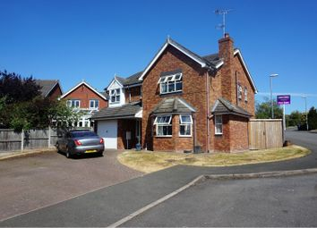 Thumbnail 4 bed detached house for sale in Cavendish Road, Tean