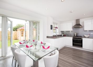 "Thumbnail 4 bed detached house for sale in ""Delgattie"" at Greystone Road, Kemnay, Inverurie"