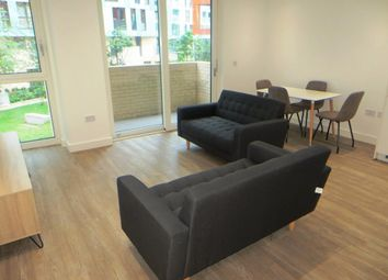 Thumbnail 2 bed flat to rent in Distel Apartments, 19 Telegraph Avenue, Enderby Wharf, London